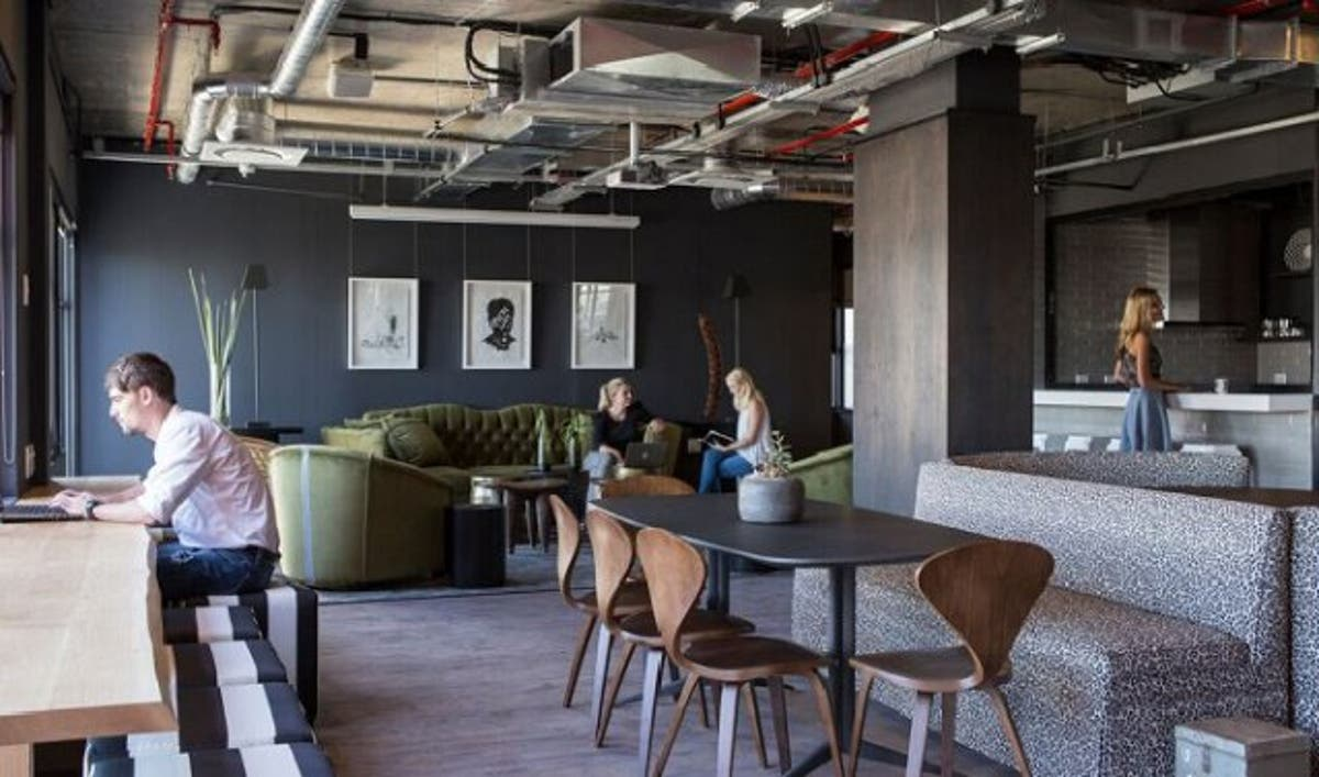 Work Co Shared Office Space On Bree Street In Cape Town