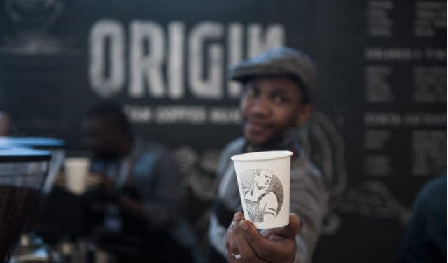origin coffee roasters in cape town