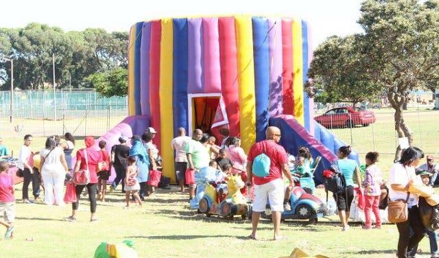 The DSTV Mitchells Plain Festival Kicks Off On World Aids Day, 1