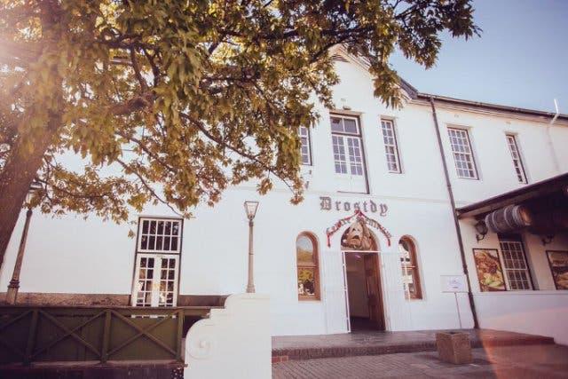 drostdy teater in stellenbosch