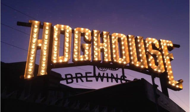 the hoghouse brewing company