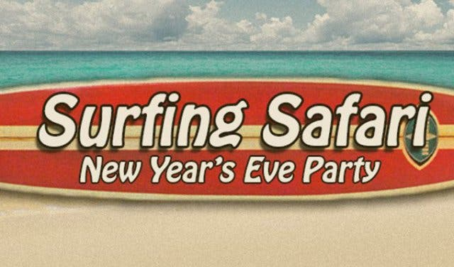 2016 Surfing Safari New Year's Eve Party at Decodance Night