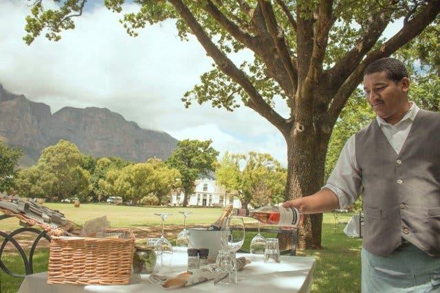 boschendal picnics in cape town
