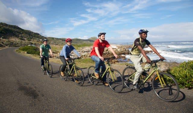 fietstochten kaapstad
