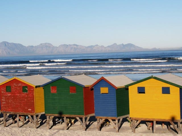 Muizenberg Moonlight Meander