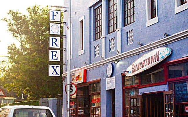 Forex bar cape town
