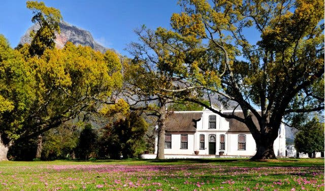 accommodatie franschhoek