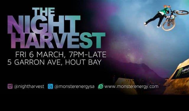 the night market bmx hout bay