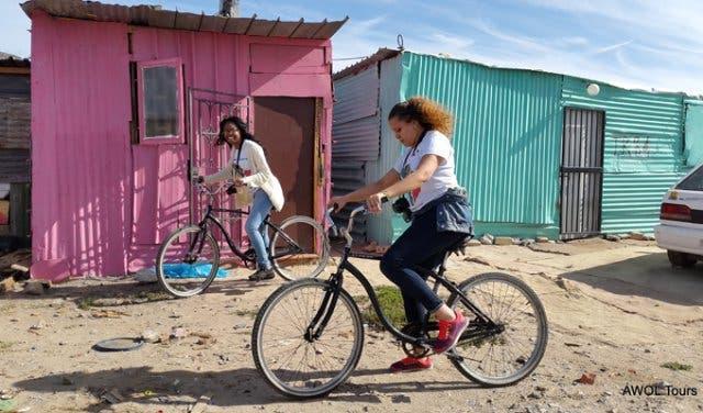 township tours kaapstad