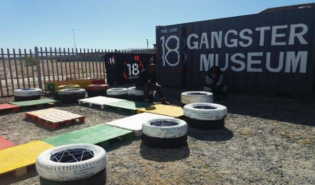 Image result for 18 gangster museum south africa