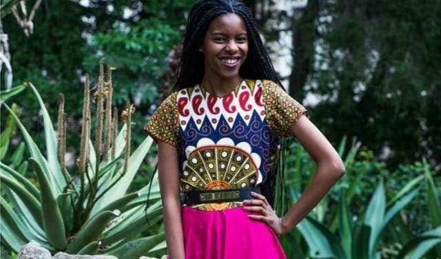 Catch All The Glitz And The Glam On The Runway At Khayelitsha Fashion Week