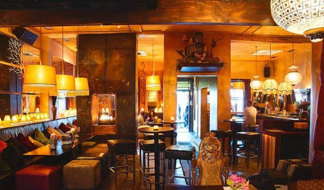Cosy up at these restaurants with fireplaces