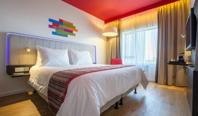 Park Inn Cape Town Newlands Hotel Bedroom