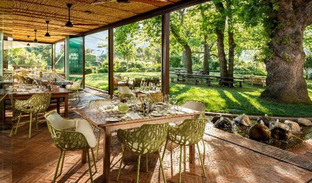 Enjoy Unique And Interesting South African Heritage Cuisine Paired With Renowned Award Winning La Motte Wines Best For Small Parties Evening Events