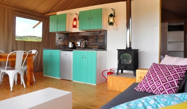Africamps Swellendam glamping