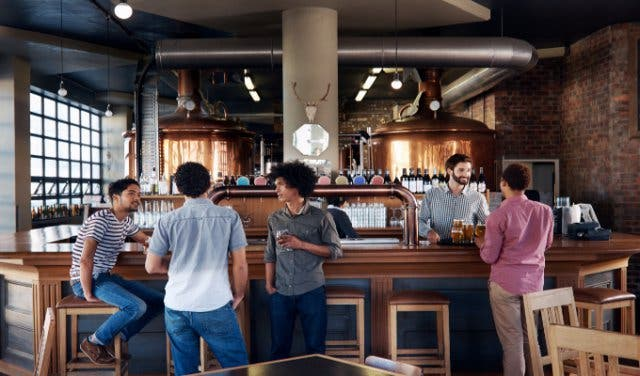 the taproom in salt river cape town craft beer