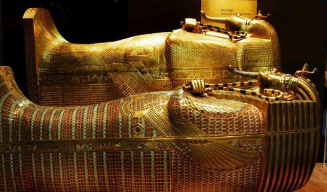 The Curse Of King Tuts Tomb Torrent: 2015 King Tutankhamun Exhibition In Cape Town