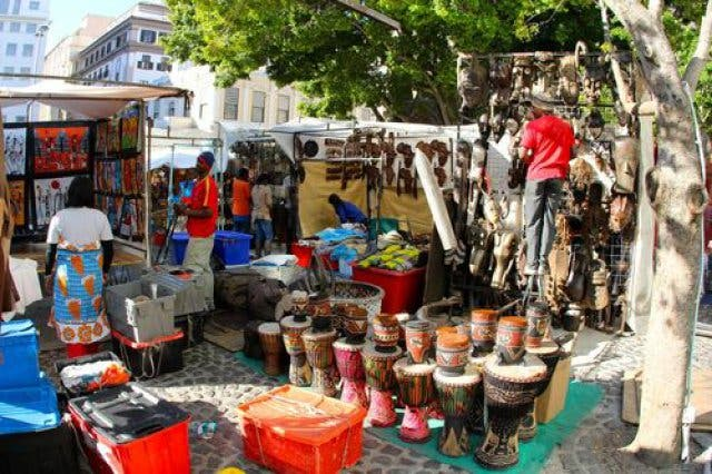 Top Ten Markets In Cape Town