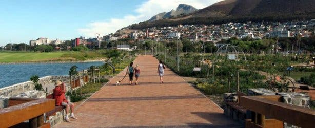 Green Point Urban Park Cape Town The City Of Cape Town