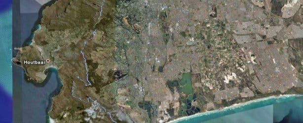 Best Google Earth Maps Cape Town South Africa