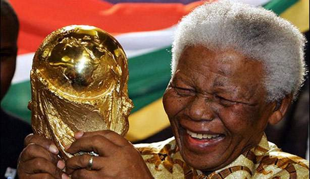 Nelson Mandela | Wer i... Garden Burger