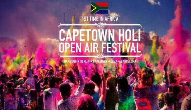 2015 Cape Town We Are One Colour Festival Holi Festivals