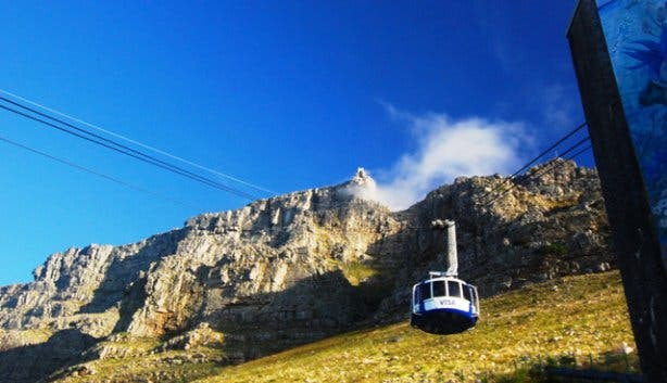 cape town specials table mountain cableway