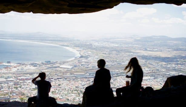 Woodstock Cave Cape Town hiking trails