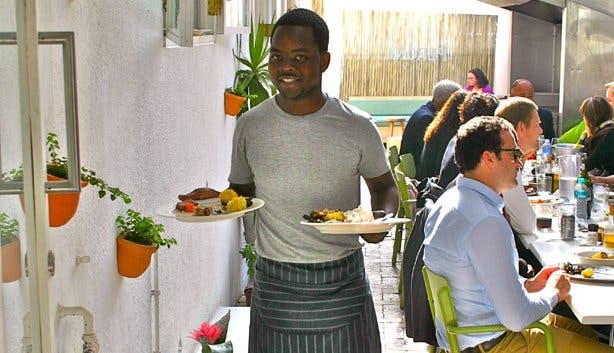 CLOSED: The Backyard Grill Lounge in Cape Town