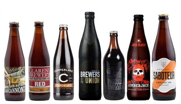 2015 International Beer Day Cape Town Craft Beers Bars