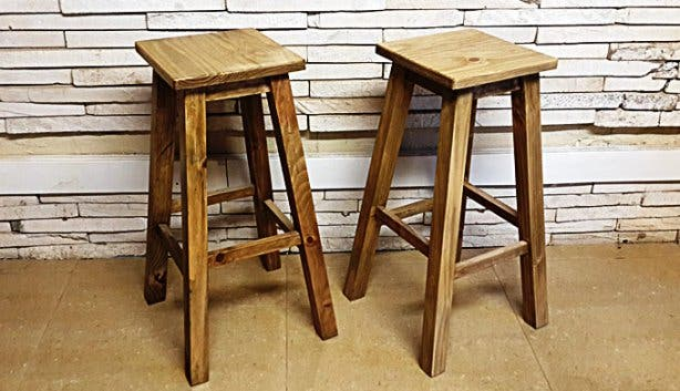 Cheap bar chairs cape town these two green midcentury for Kitchen stools cape town