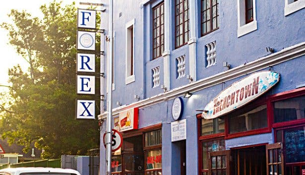 Forex exchange cape town