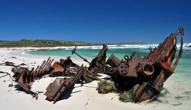 Shipwreck Trail Cape Point