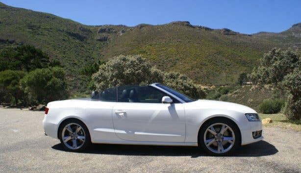 Convertible Rental South Africa 73